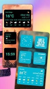 Widgets iOS 14 3