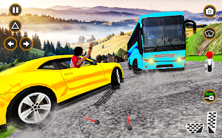 Uphill Bus Driving City Coach Simulator Bus Games
