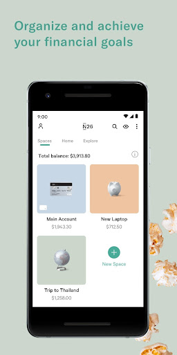 N26 Mobile Banking screenshots 4
