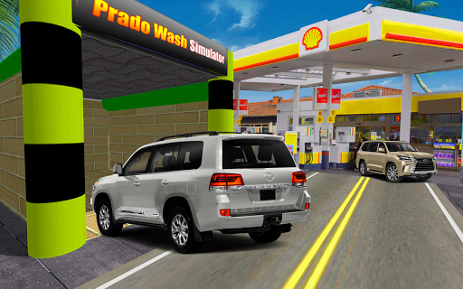 Modern Car Wash Service: Prado Wash Service 3D 1.0.5 screenshots 2