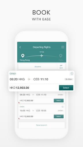 Cathay Pacific 8.7.0 Screenshots 5