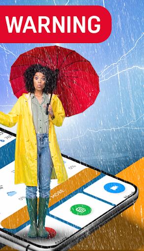 Weather Home - Live Radar Alerts & Widget modavailable screenshots 2