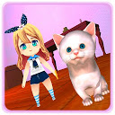Lovely Kitty Cat Virtual Pet