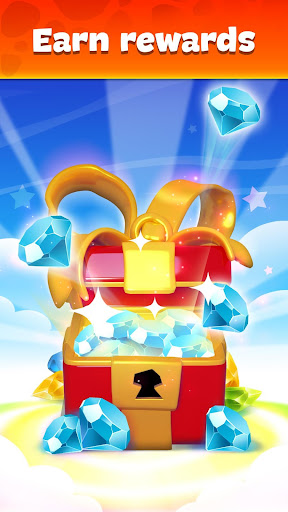 Gemmy Lands: Gems and New Match 3 Jewels Games apkslow screenshots 4