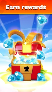 Gemmy Lands: Gems and New Match 3 Jewels Games 4
