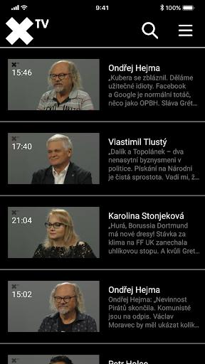 XTV  Screenshots 1