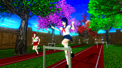 Anime High School Life Days Yandere Girl Simulator screenshots 19