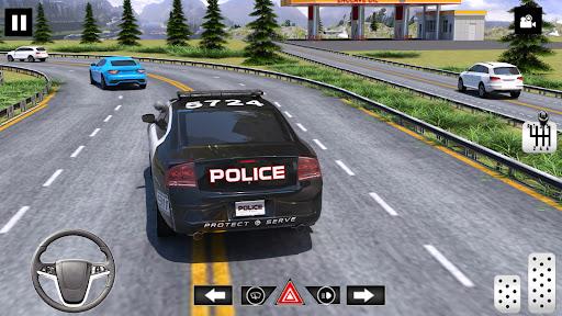Police Car Driving Simulator 3D: Car Games 2020 apkpoly screenshots 10