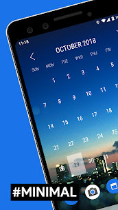 Month Calendar Widget v4.1.210413 [Premium] [Mod Extra] 3