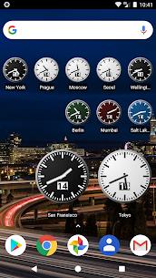World Clock Widget 1