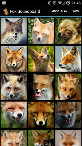 Fox Soundboard screenshots 1