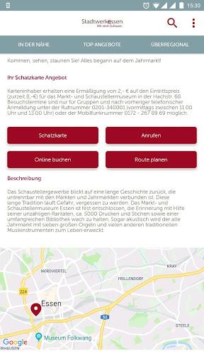 Schatzkarte-App  Screenshots 1
