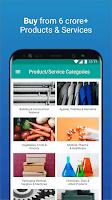 screenshot of IndiaMART: Online Marketplace of Indian Exporters