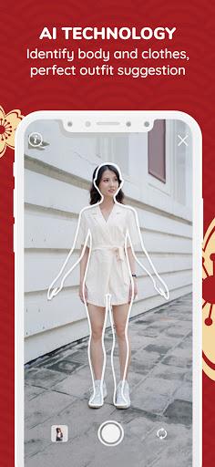Smart Fashion: Try-on, Stylist & Shopping 1.2.4 Screenshots 3