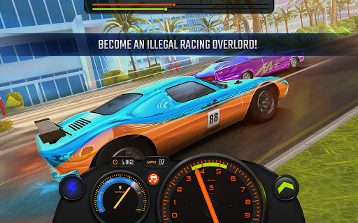 Racing Classics PRO: Drag Race & Real Speed apkpoly screenshots 5