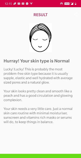 Skin and Face Care - acne, fairness, wrinkles 2.2.0 Screenshots 8