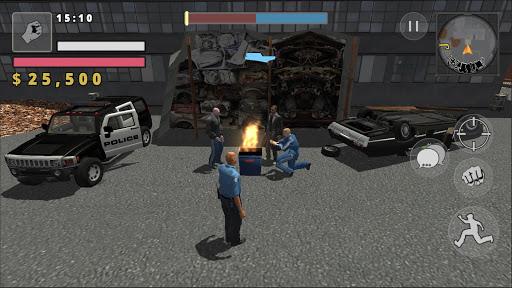 Police Cop Simulator. Gang War  Screenshots 6