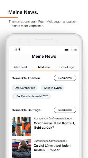 ZDFheute - Nachrichten  screenshots 6