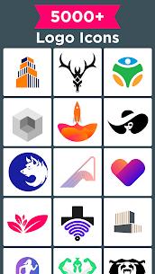 Logo Maker MOD APK (Pro Unlocked) Download 7