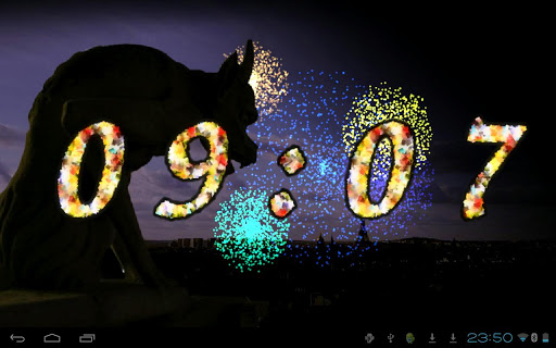 2015 Fireworks Countdown LWP For PC Windows (7, 8, 10, 10X) & Mac Computer Image Number- 6