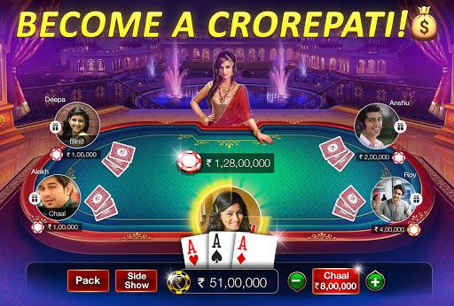 Teen Patti Gold u2013 Indian Family Card Game 5.61 screenshots 1