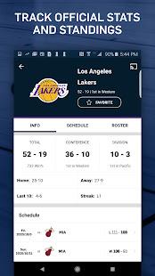 NBA: Live Games & Scores 11.0720 APK screenshots 6