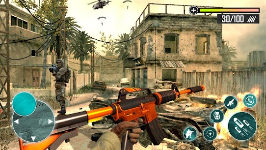 Call Of Fury – Global Counter Strike Black Ops Hack for Android and iOS 4