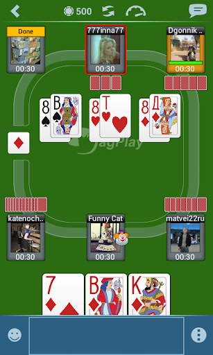 Durak Online HD  screenshots 9