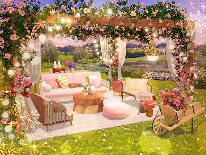 My Home Design : Garden Life Screenshot