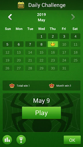 Spider Solitaire - Best Classic Card Games  screenshots 12