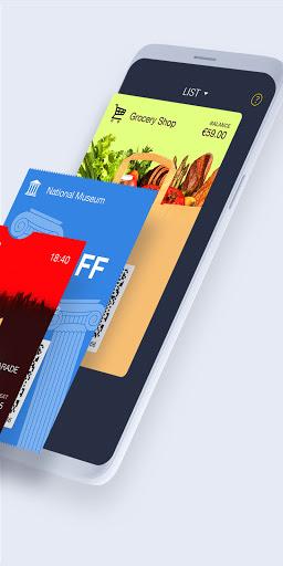 PassWallet - Passbook + NFC 2.00.88 screenshots 2