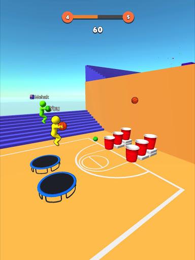 Jump Dunk 3D 2.0 screenshots 6