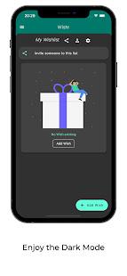 Wishr - Shared Wishlist / Gift Ideas