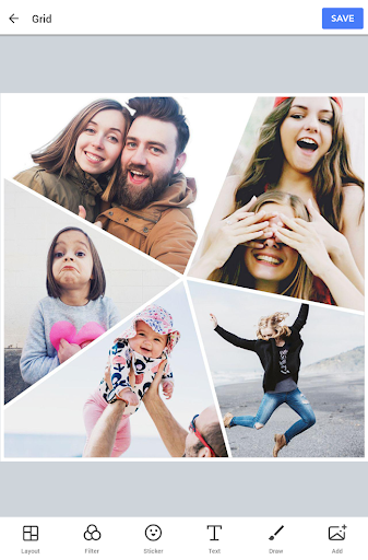 Foto do Collage Maker - Photo Editor & Photo Collage
