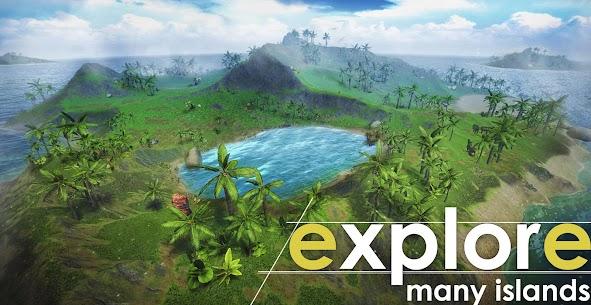 Survival Island: EVO – Survivor building home 1