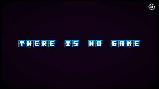 There is no game - Jam Edition  Screenshots 1