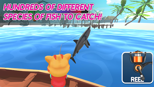 Fishing Game for Kids and Toddlers android2mod screenshots 17