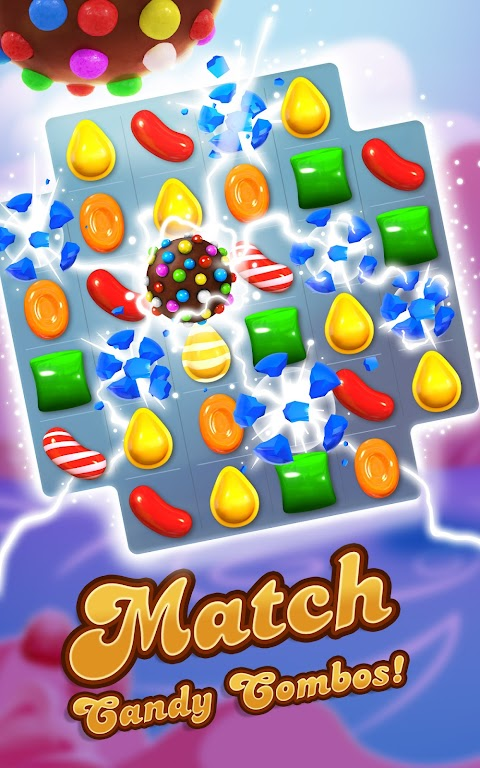 Candy Crush Saga  poster 16