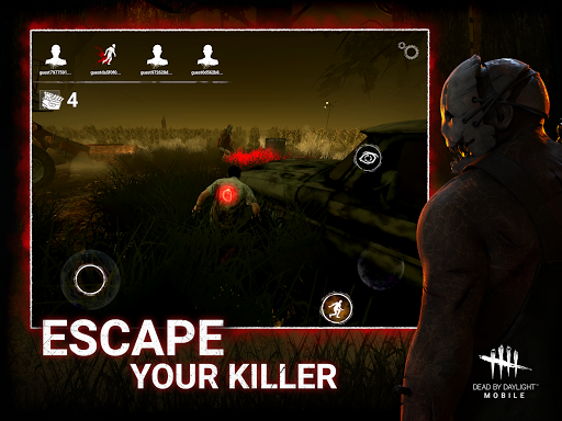 Dead by Daylight Mobile - Multiplayer Horror Game apkmr screenshots 7