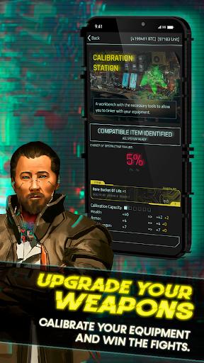 CyberCode Online | Cyberpunk Text Idle MMORPG 1.0 screenshots 4