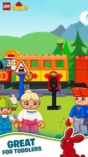 LEGOu00ae DUPLOu00ae Train 3.0.6 Screenshots 3