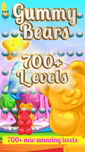 gummy bears crush - gummy bears games screenshot 3