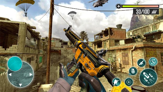 Call Of Fury – Global Counter Strike Black Ops Hack for Android and iOS 2