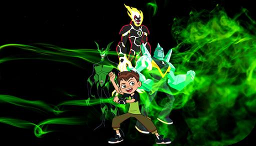 Ben vs Super Slime: Endless Arcade Action Fighting  screenshots 5
