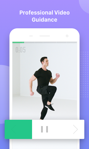 Keep Trainer - Workout Trainer & Fitness Coach 1.29.2 Screenshots 3