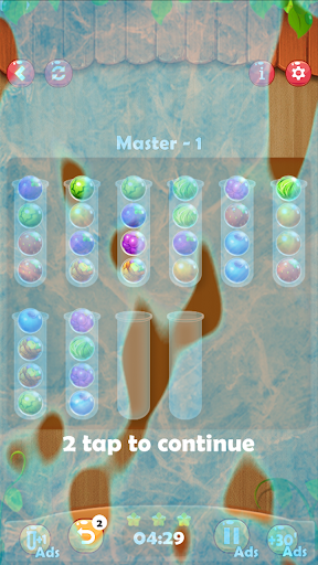 Ball Sort Puzzle: Fruit Color  screenshots 2