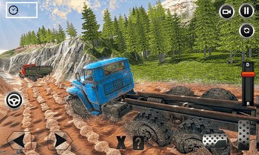 Offroad Mud Truck Simulator 2020: Dirt Truck Drive 1.8 Screenshots 2