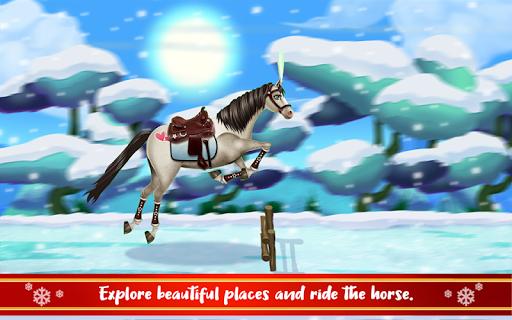 Santa Horse Caring screenshots 1