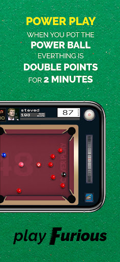 Power Snooker apkpoly screenshots 3