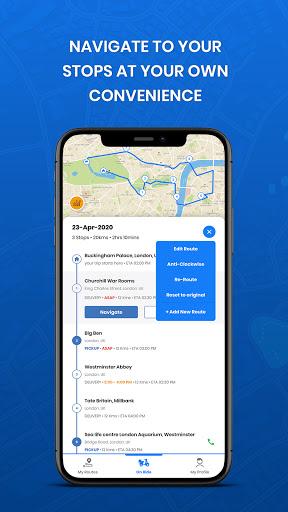 Zeo Route Planner - Fast Multi Stop Optimization 6.8 Screenshots 13